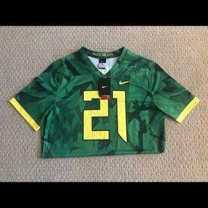 Oregon Camo Jersey